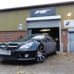 Mercedes CLS Car Body Repairs and Body Kit