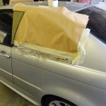BMW E46 car resprays