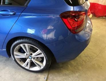 BMW 1M smart repair