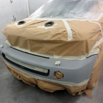 Range Rover Sport body work