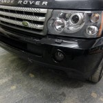 Range Rover Sport car respray