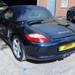 porsche boxter s car repairs