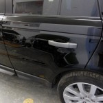 Range Rover Sport damage repair