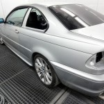 BMW E46 quality resprays