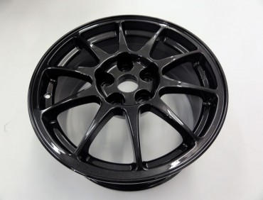 Alloy Wheel Refurbishment at RT-Performance
