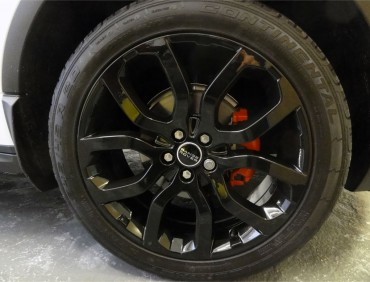 alloy wheel refurb in london