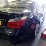 bmw e60 car body repair at rt performance