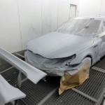 bmw e60 car respray london