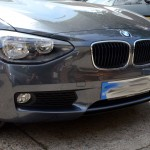 BMW F20 accident repairs at RT Performance