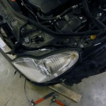mercedes cls body repair