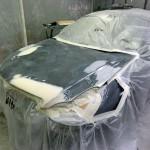 mercedes cls body repairs