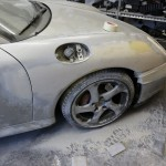 porsche 996 accident repair in london