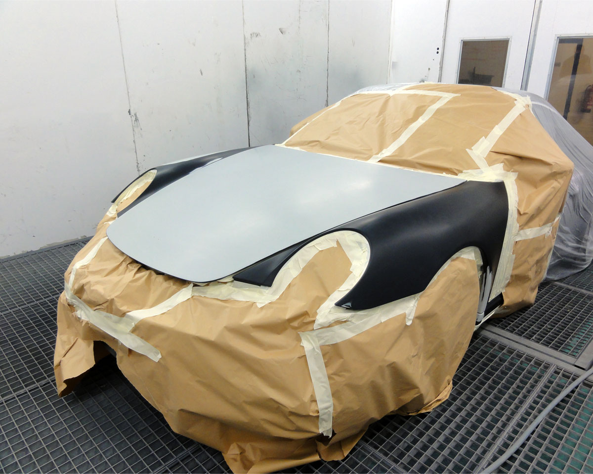 porsche-car-respray-in-london